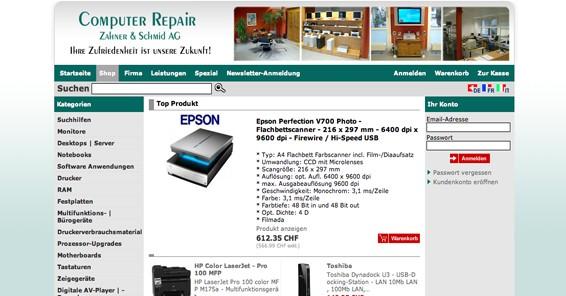 Computer Repair Schmid & Partner AG